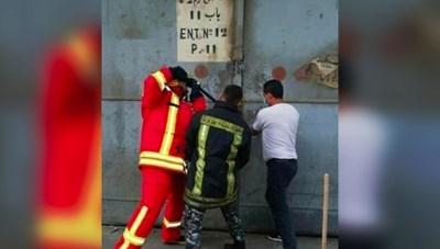 Hình ảnh cuối cùng của 3 lính cứu hỏa cố phá nhà kho ngăn thảm kịch Beirut
