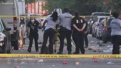 Mỹ: Nổ súng giữa bữa tiệc ở thủ đô Washington gây thương vong lớn