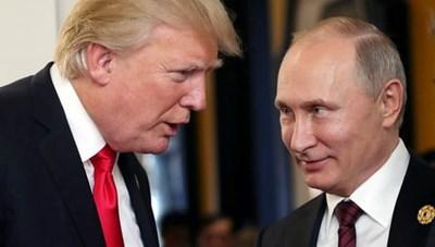 Trump ngỏ ý muốn gặp Putin để bàn về Hiệp ước START mới