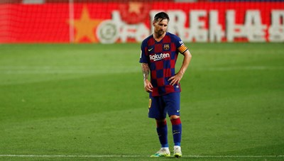 Messi hé lộ khả năng rời Barcelona