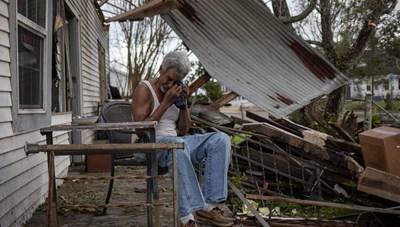 [ẢNH] Siêu bão Ida gợi nhớ thảm họa Katrina 16 năm trước tại Mỹ
