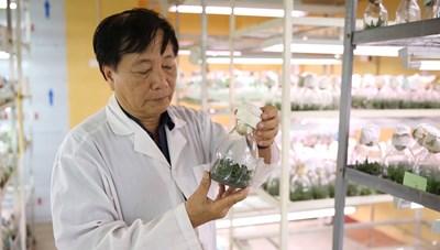 GS Nguyễn Quang Thạch: Đau đáu một nền nông nghiệp sạch