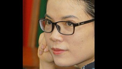 Nhà văn Võ Thu Hương: Những điều xúc động trong tâm dịch