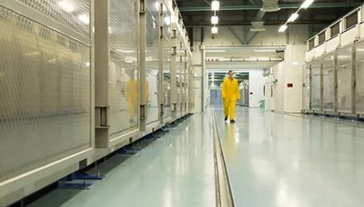 Iran kích hoạt 1.044 lò phản ứng tại cơ sở làm giàu urani Fordow