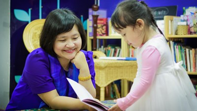 Tiến sĩ Giáo dục Nguyễn Thụy Anh: Cha mẹ 'cùng làm' với con