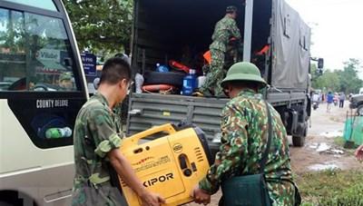 Vụ Thủy điện Rào Trăng 3: Huy động gần 1.000 người tìm kiếm, cứu nạn