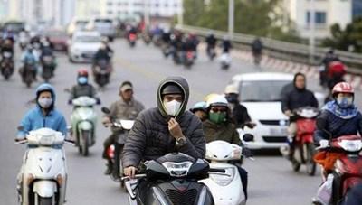 Không khí lạnh tăng cường, Hà Nội xuống dưới 20 độ