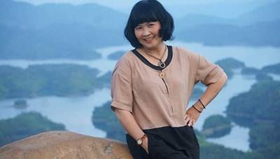 Nhà thơ Thu Nguyệt: Ước mơ được sống thong dong