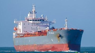 Tàu chở dầu Hong Kong bị tấn công ngoài khơi bờ biển Togo