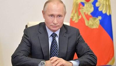 Tổng thống Putin 'miễn bình luận' về cáo buộc Nga trả tiền cho Biden