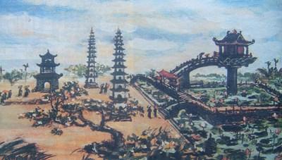 Đi tìm chùa Diên Hựu xưa