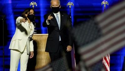 Ông Joe Biden cam kết 'làm cho nước Mỹ được tôn trọng một lần nữa'
