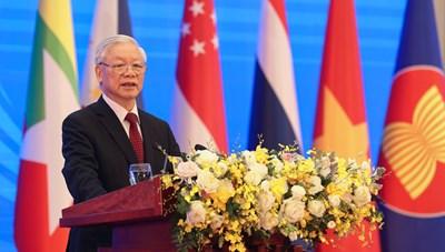 Khai mạc Hội nghị Cấp cao ASEAN 37: Cùng sẻ chia, cùng đối phó thách thức