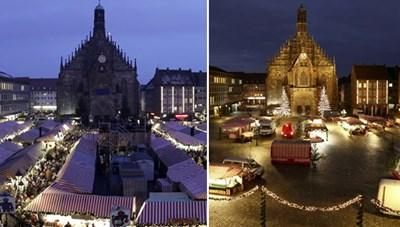[ẢNH] Hội chợ Giáng sinh thế giới trước và sau đại dịch Covid-19