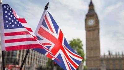 Mỹ - Anh ký thỏa thuận hỗ trợ hải quan hậu Brexit