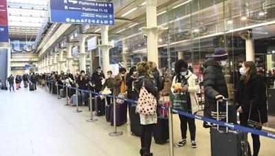 Bộ Y tế đề nghị dừng, hạn chế chuyến bay từ các nước có biến chủng mới SARS-CoV-2