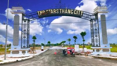 Bắc Giang: Bất cập tại Dự án TNR Stars Thắng City