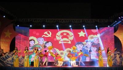Chương trình nghệ thuật đặc biệt chào mừng Đại hội XIII của Đảng