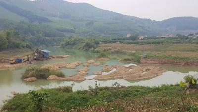 Bắc Giang: Náo loạn vì khai thác khoáng sản trái phép tại Sơn Động