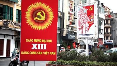 Truyền thông quốc tế với Đại hội XIII của Đảng Cộng sản Việt Nam: Người dân đặc biệt tin tưởng và kỳ vọng