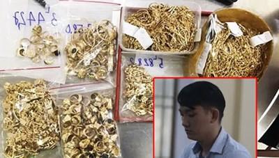Vụ trộm 230 lượng vàng ở Quảng Nam: Kẻ trộm lãnh 10 năm tù