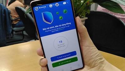 Ứng dụng Bluezone cán mốc 28 triệu lượt cài đặt, sử dụng