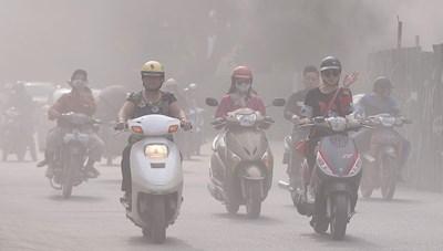Chất lượng không khí Hà Nội: Đổi màu có gì bất thường?