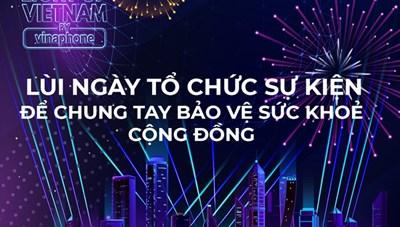 Lùi ngày tổ chức sự kiện 'Light up Việt Nam'
