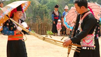 Độc đáo làn điệu dân ca Mông