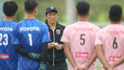Vòng loại World Cup bị hoãn, đội tuyển Thái Lan hủy tập trung