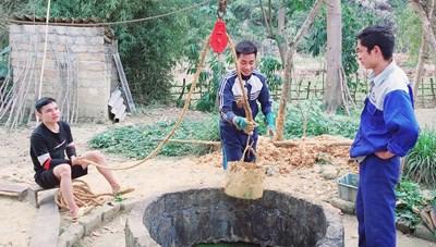 Nghệ An: Nguồn nước ngầm cạn kiệt bất thường