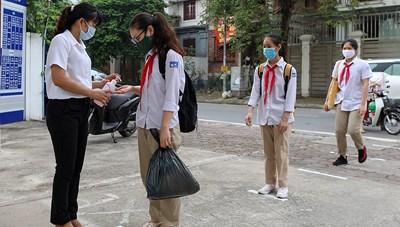 Chuẩn bị điều kiện tốt nhất đón học sinh trở lại trường