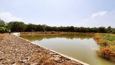 Mùa khô ở Đồng bằng sông Cửu Long: Không để người dân thiếu nước