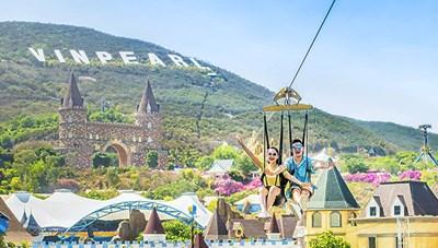 Khách du lịch đến Khánh Hòa giảm 76,3% trong 2 tháng đầu năm 2021
