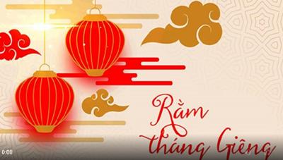 [VIDEO] Ý nghĩa của ngày Tết Nguyên Tiêu theo phong tục truyền thống