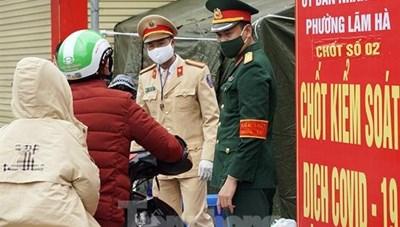 Công an thông báo khẩn, tìm người đến 6 địa điểm tại huyện Kim Thành