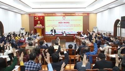 BẢN TIN MẶT TRẬN: Giới thiệu ông Trần Thanh Mẫn và ông Hầu A Lềnh ứng cử đại biểu Quốc hội khóa XV