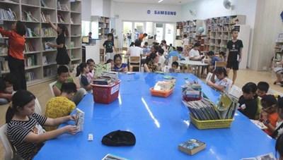 Tổng kết công tác phục vụ thiếu nhi trong các thư viện công cộng