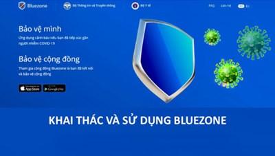 Sử dụng ứng dụng Bluezone thế nào cho hiệu quả?