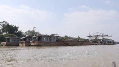 Thái Bình: Các bến đường thủy từ Quỳnh Phụ sang tỉnh Hải Dương hoạt động trở lại