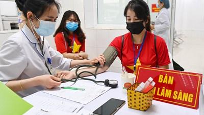 Kế hoạch phân phối vaccine Covid-19 toàn quốc