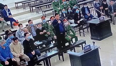 Xét xử vụ án Ethanol Phú Thọ: Bố của bị cáo Trịnh Xuân Thanh vắng mặt