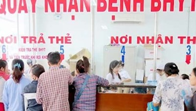 Hỗ trợ 100% chi phí chữa bệnh cho người lao động