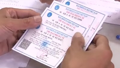 Thẻ BHYT mẫu cũ còn thời hạn vẫn được sử dụng để khám, chữa bệnh