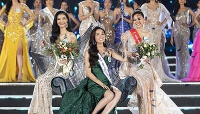 Khởi động cuộc thi Hoa hậu Thế giới Việt Nam