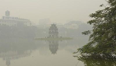 Hà Nội tiếp tục có mưa phùn, sáng sớm trời lạnh