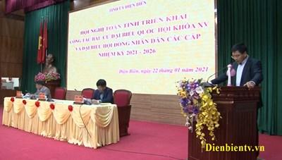 Điện Biên: Tích cực triển khai công tác chuẩn bị bầu cử tại huyện Tủa Chùa