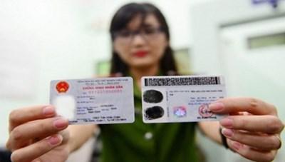 Hộ khẩu ở tỉnh khác có được làm thẻ căn cước gắn chíp ở Hà Nội?