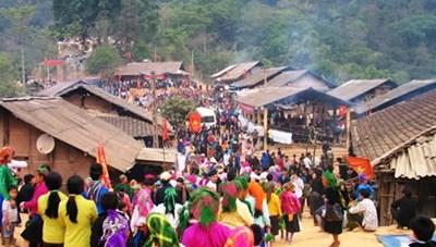 Tái hiện các giá trị văn hóa đặc sắc của chợ phiên vùng cao