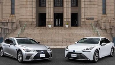 Toyota ra mắt các mẫu xe Lexus và Mirai với công nghệ hỗ trợ tự lái
